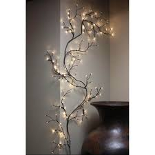 amazon com lighted willow vine home improvement