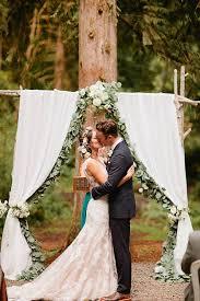 Wedding Altar Backdrop 30 Best Floral Wedding Altars U0026 Arches Decorating Ideas U2013 Stylish