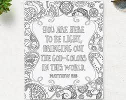 coloring printable bible verse proverbs 3 5 trust