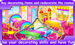 New Home Decoration Game Baby Doll Room Decoration Game Android Apps On Google Play