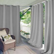 Outdoor Winter Curtains Curtains U0026 Drapes Window Treatments The Home Depot