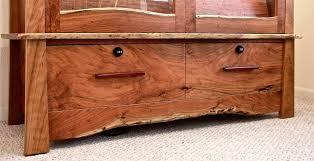 Pine Gun Cabinet Wooden Gun Cabinets Plans Best Cabinet Decoration