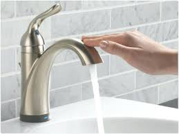 kitchen touch faucet image for delta touch kitchen faucet parts delta pilar touch