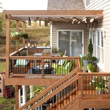 Easy On The Eye Charming And Cozy Outdoor Decorating Design Ideas - Outside home decor ideas