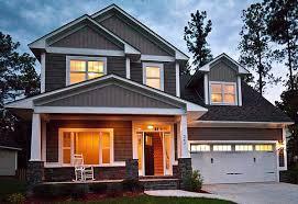 narrow lot house plans craftsman plan 6903am craftsman home plan with bonus room narrow lot