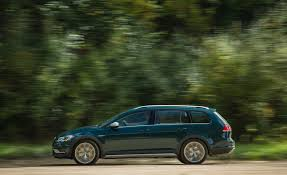volkswagen golf wagon interior 2018 volkswagen golf alltrack in depth model review car and driver