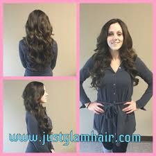 Nicole Richie Hair Extensions by Hair Extensions Just Glam Hair Extensions Wigs U0026 Lashes