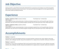 Resume For Online Job wonderful ideas resume for work 1 resume templates resume example