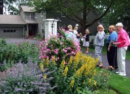 Garden Club Ideas Hudson Home Garden Tour Hudson Garden Club