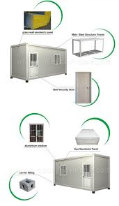 buy prefab modular container home living container house luxury