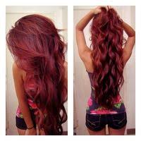 how to get cherry coke hair color cherry coke hair wanna get my hair died like this for th
