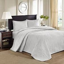 Grey Quilted Comforter Quilts U0026 Coverlets Hsn