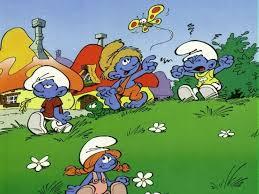 144 smurfs images smurfs cartoon