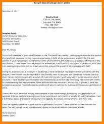 java developer resume 10 sle cover letter for java developer sap appeal