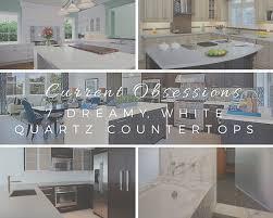 Quartz Countertops With Backsplash - current obsessions 7 dreamy white quartz countertops