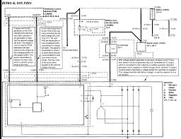alternator wiring diagram internal regulator to handdrawn