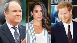 prince albert has some advice for prince harry and meghan markle