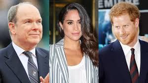 Meghan Markle And Prince Harry Prince Albert Has Some Advice For Prince Harry And Meghan Markle