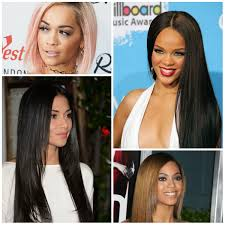 coolest straight hairstyles for black women 2017 new haircuts to