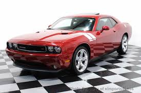 what type of car is a dodge challenger 2013 used dodge challenger certified challenger r t automatic