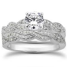 Engagement Rings And Wedding Band Sets by Five Reasons That Diamond Bridal Sets Symbolize Lasting Love