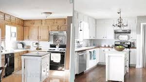 rénovation de cuisine à petit prix 12 exemples avant après pour un relooking maisons totalement