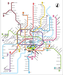 Map Of Shanghai Metro Map Shanghai Maps Of Shanghai