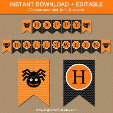 halloween printable halloween printable banners u2013 fun for halloween