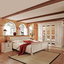 Bilder Im Schlafzimmer Schlafzimmer Komplettset Lourette In Weiß Pharao24 De