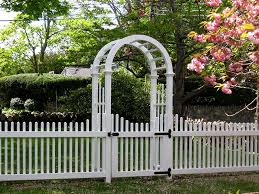 Arbors And Pergolas by Custom Wood Fences Arbors And Pergolas Fence Toppers Gates