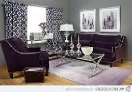 living room decor purple interior design