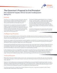 funding fundamentals advance illinois