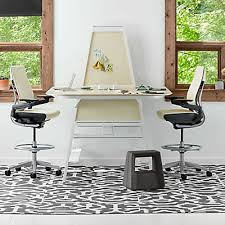 Standing Height Table by Turnstone Bivi Standing Height Table For Two Smart Furniture