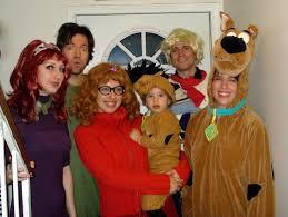 Scooby Doo Gang Halloween Costumes Hope Happy Halloween Poz