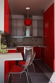 Cuisine Jaune Et Gris by Indogate Com Cuisine Moderne Rouge