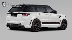 white land rover black rims lumma news muscular range rover sport
