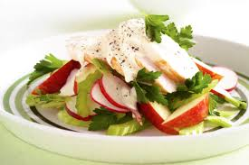 celery apple and chicken salad