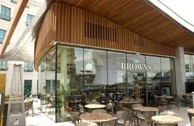 Bullring Floor Plan Browns Bar U0026 Brasserie Restaurants U0026 Bars Bullring Shopping