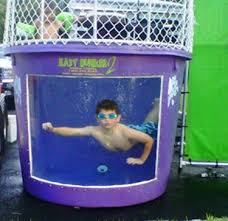 dunk tank for sale home bounce on in nj event rentals call 973 747 4900