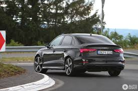 nardo grey rs3 audi rs3 sedan when audi debuted the new rs3 hatchback we had but