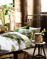 botanical bedroom love all the textures room to dream