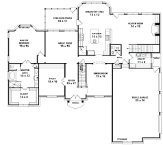 two house plans five bedroom house plans house plans and design house plans two