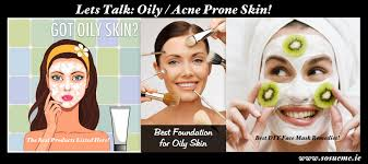 skin talk all you need to know about oily acne prone skin the