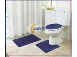 Navy Blue Bathroom Rug Set Decoration Bathroom Rug Sets Th Avenue Bathroom Rug Set Bath