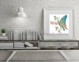 butterfly home decor etsy