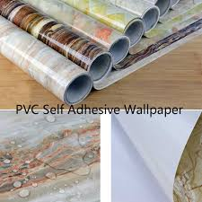 vinyl paper for kitchen cabinets marble vinyl wallpapers self adhesive vinyl wallpaper pvc wallpaper