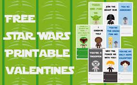 free star wars printable valentines grande
