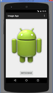 imageview android android studio android imageview exle
