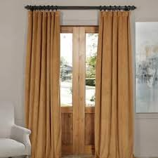 Blackout Curtains Small Window Grommet Curtains U0026 Drapes Shop The Best Deals For Nov 2017