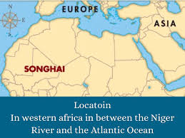 Niger River Map Empires Of West Africa By Noahea4027
